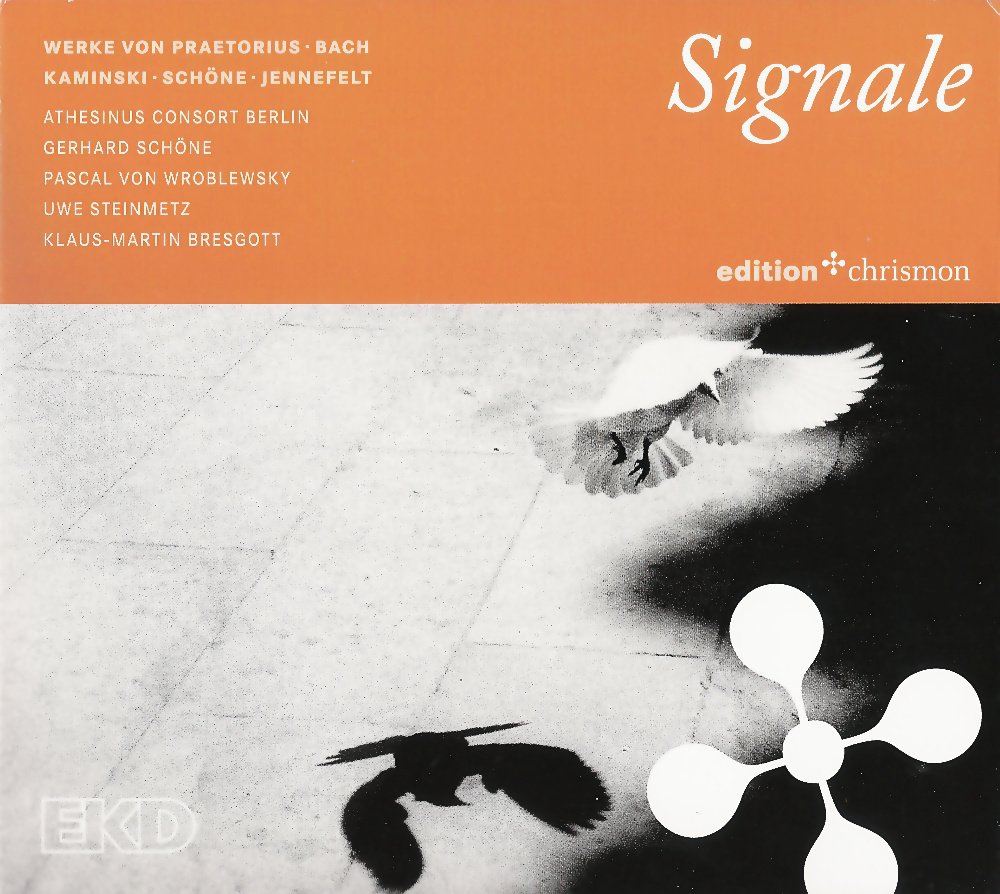 "Uwe Steinmetz & Daniel Stickan – ""Signale"""