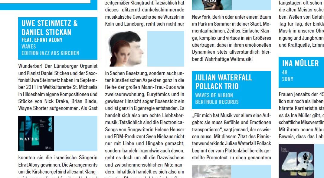 CD Kritik Quadrat (11/13)