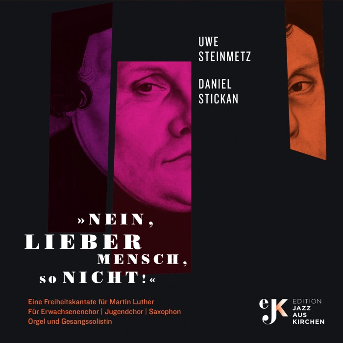 """Uwe Steinmetz & Daniel Stickan – """"Nein, lieber Mensch, so nicht!"""""""
