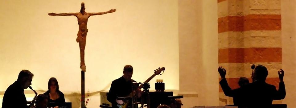 Interview mit WAVES auf Deutschlandradio Kultur über Jazz im Gottesdienst