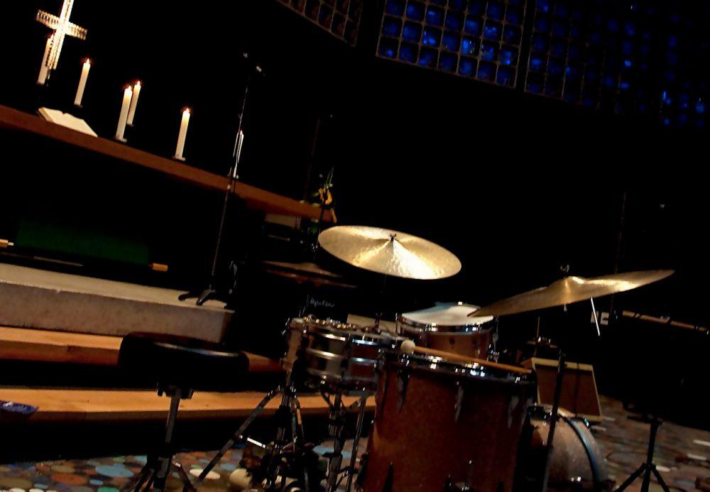 """""""Transzendenz in Jazz und Gottesdienst"""" – Daniel Stickan auf Bayern 2"""